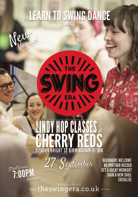 The Swing Era at Cherry Red's