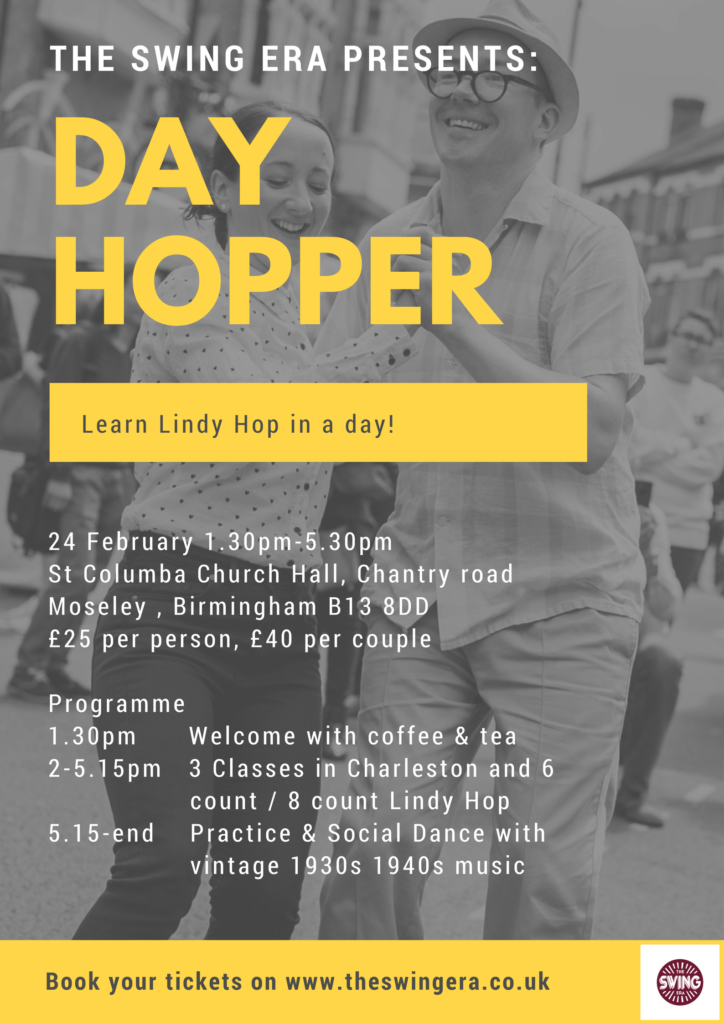 lindy hop classes birmingham