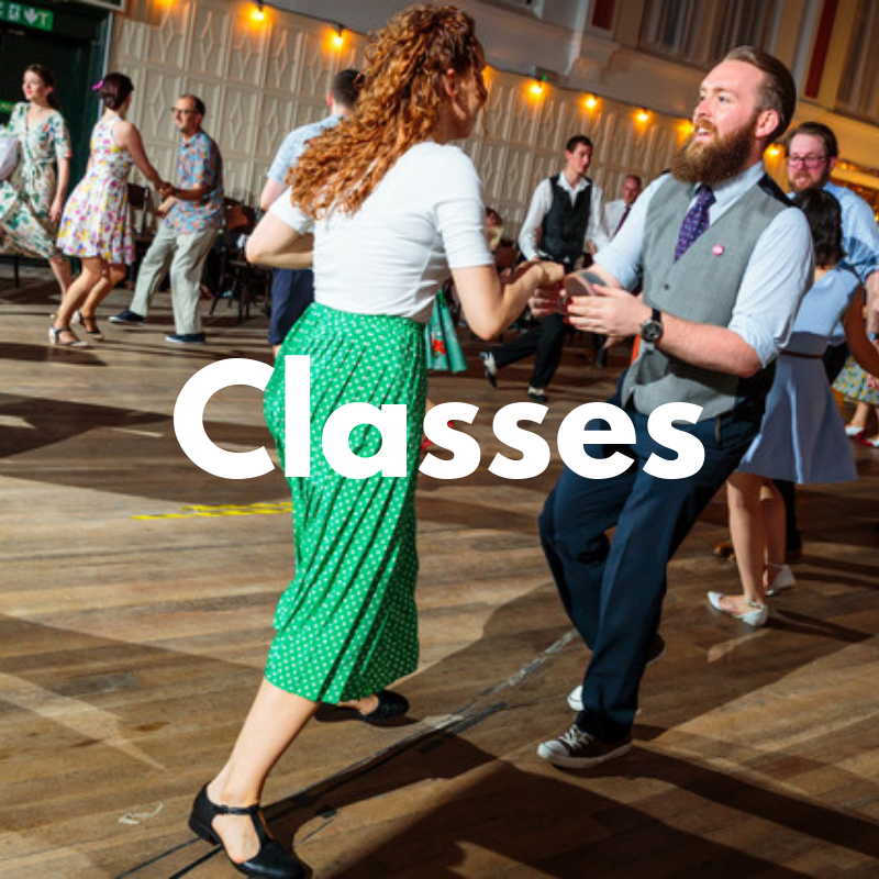 The Swing Era Birmingham dance classes